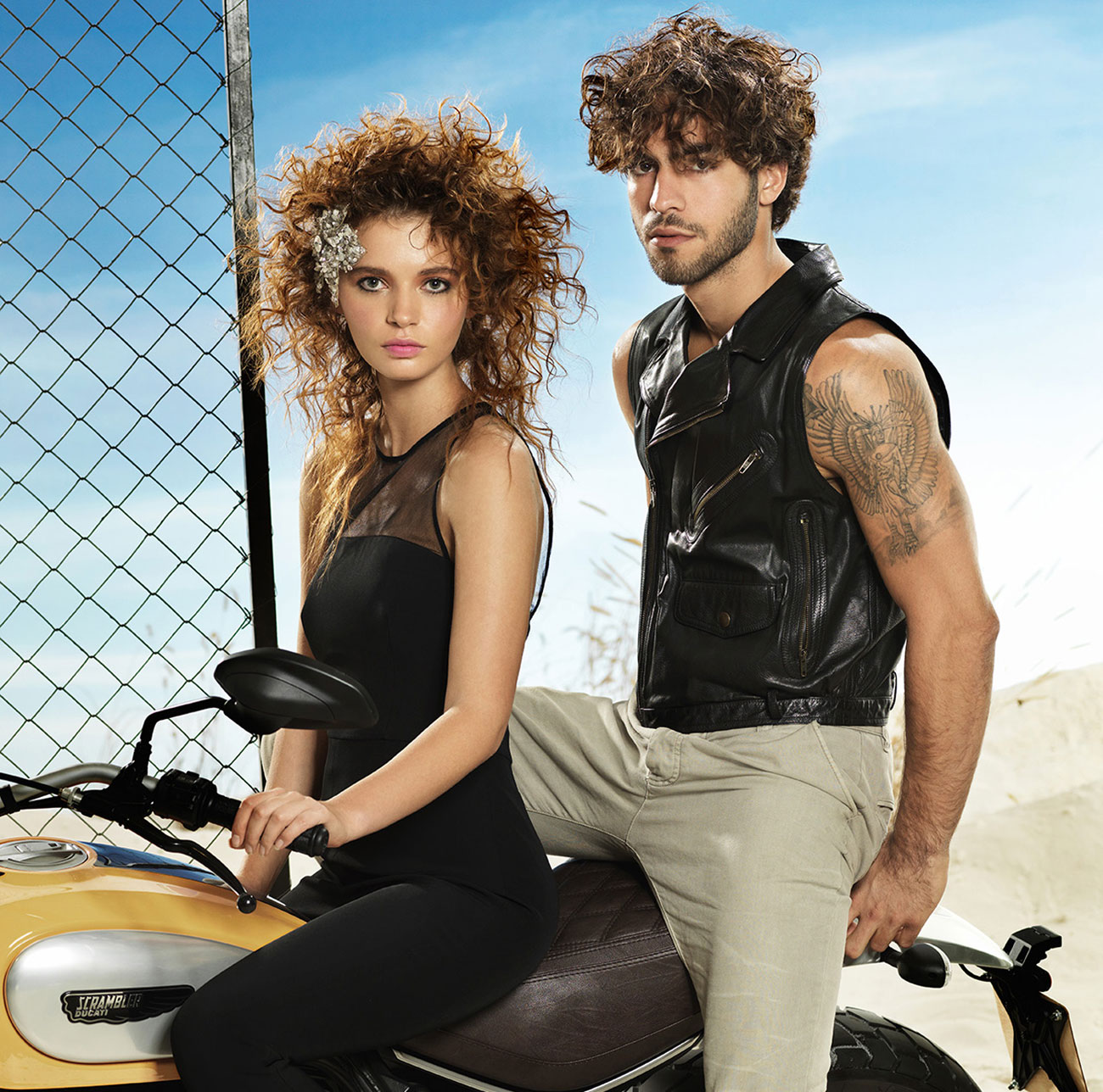 So Smart So Cool – Collezione Spring / Summer 2016 mitu wella | Danys Fashion Parrucchieri Carpi Modena