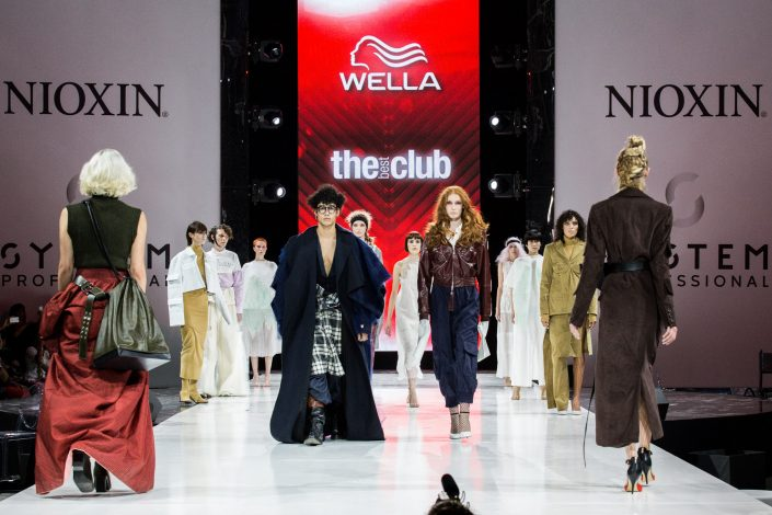 wella collection show 2018 | danys fashion