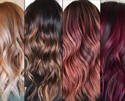capelli colorati | Danys Fashion